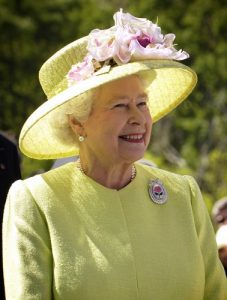 Recent photo of Queen Elizabeth II