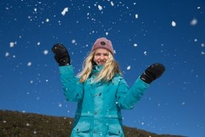 Snow Play in Thredbo