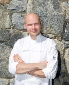 Southern Ocean Lodge Executive Chef Alastair Waddell