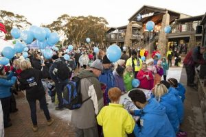 Village Square festivities over Opening Weekend 2015 (c) Mt Buller_Andre...