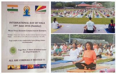 WORLD INTERNATIONAL YOGA DAY