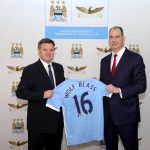 Wolf Blass and Manchester City FC