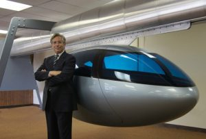 Jerry Sanders CEO skyTran