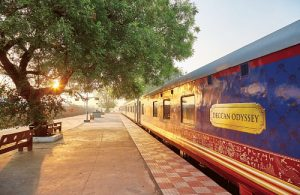 The Deccan Odyssey, India's most luxurious train