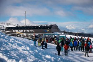 New snow a drawcard at Queenstown's Coronet Peak