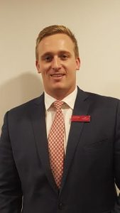 Sam Swaffield of Crowne Plaza Auckland will discuss valuable leadership skills at Botany Downs College