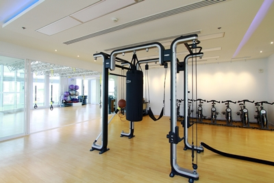 Fitness Centara Grand at CentralWorld