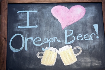 I Love Oregon Beer