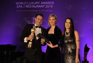 Jahn at Conrad Koh Samui Wins Global Winners at World Luxury Restaurants Award 2016