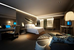 Le Meridien Qingdao West Coast Resort_Deluxe King Room