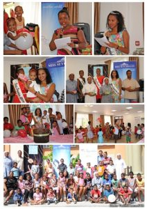Miss Seychelles Charity event
