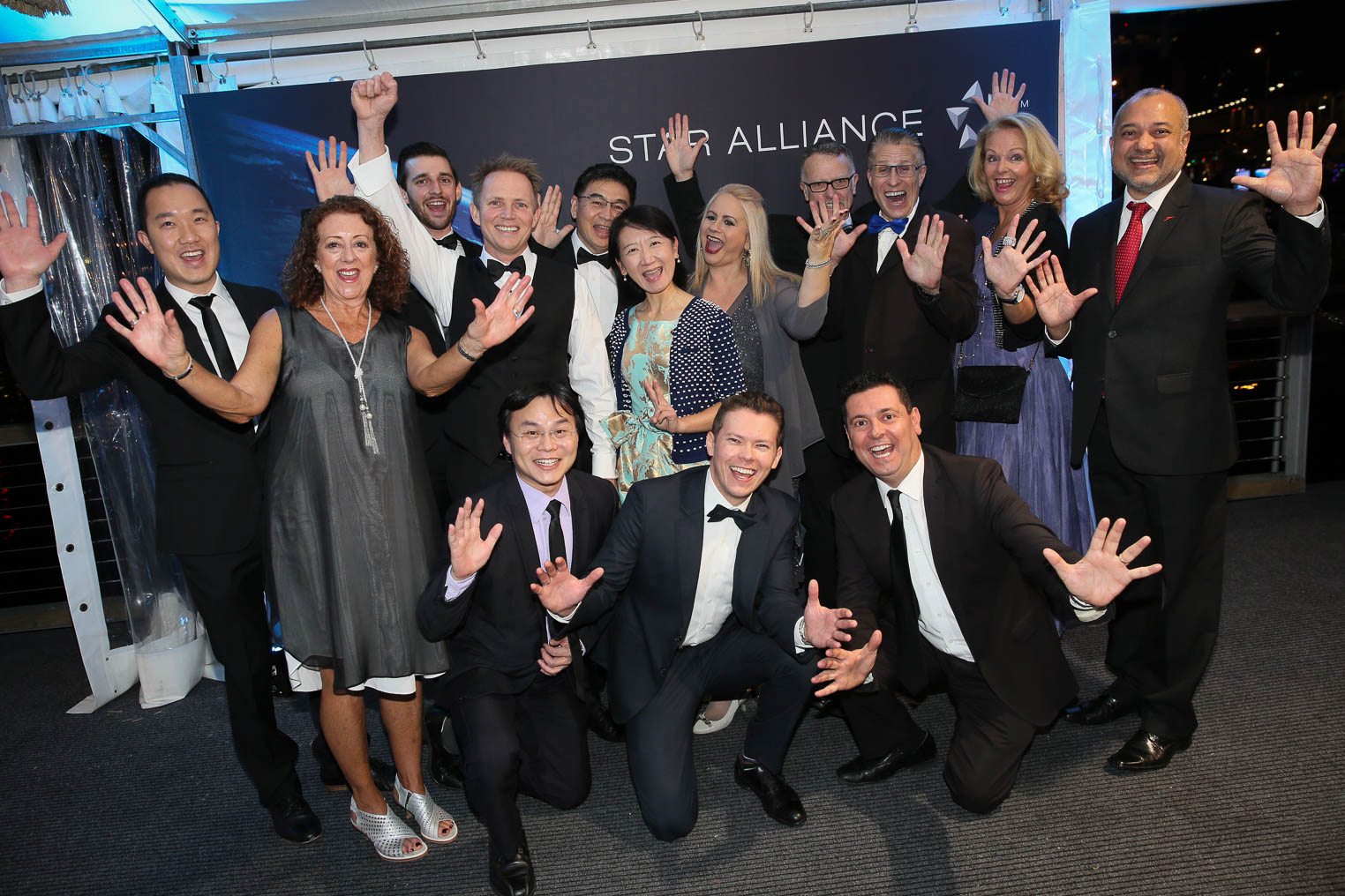 Star Alliance leaders at NTIA 2016
