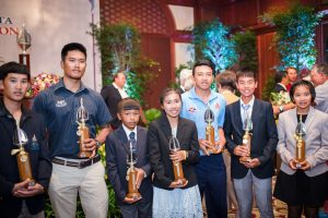 Young sailor winners 2016