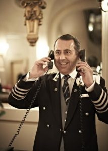 Michael De Cozar - The Ritz Concierge
