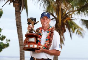 Matt Kuchar 2015 Fiji International Winner