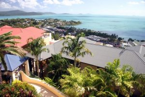 Airlie Beach, a great spot for some last-chance tourism
