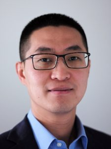 Charles Yuan, newly appointed Southern Discoveries' sales manager for Ea...