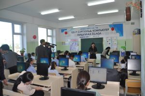 Donation Ceremony in Mongolia 2