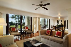 Jimbaran Suite - Living Room