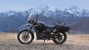 New Royal Enfield Himalayan - pic