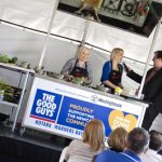 Seafood - Love Sea Food Festival -Carly and Tresne from My Kitchen Rules