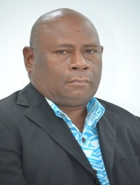 Solomon Islands Minister for Culture and Tourism, Bartholomew Parapolo