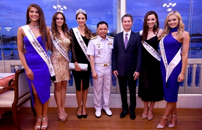 TG083_THAI welcomes Miss World Australia 2016