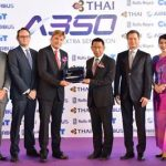 TG096_2-THAI Holds Touchdown Ceremony to Welcome its First Airbus A350 XWB