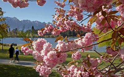 Win a Spring Fling with Crowne Plaza Queenstown