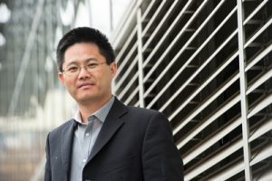 Zheng Lei, director, Centre of Aviation Research, University of Surrey