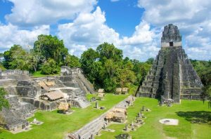 Tikal - Maya Ruins in the rainforest of Guatemala