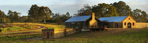 The home of St Hugo wines is set in the heart of the Barossa Valley, Australia (PRNewsFoto/St Hugo Wines)