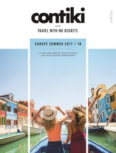 Europe Summer Cover