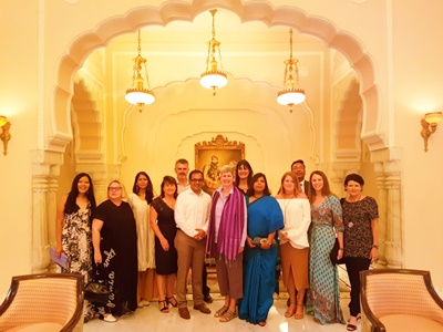 Global Travel Media » Blog Archive » TAJ and Peirce