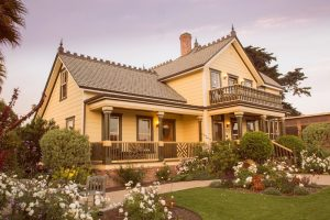 Check out the Historic Cass House and Historical Museum in Cayucos along the Highway 1 Discovery Route, Photo Credit Lindsey Hahn. (PRNewsFoto/California Highway 1 Discovery)