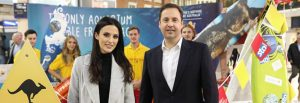 australian-tourism-minister-steven-ciobo-launching-aussie-working-holiday-campaign-in-britain