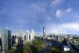 scene_of_songdo_a_part_of_incheon_free_economic_zone