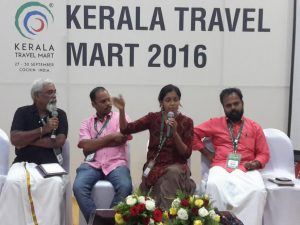 Responsible Tourism Seminar at KTM 2016