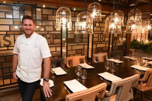 Curtis Stone in SHARE on Sun Princess