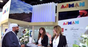 visitors-getting-information-about-ajman