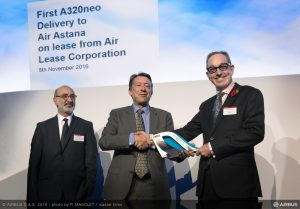 air-astana-a320neo-delivery-ceremony