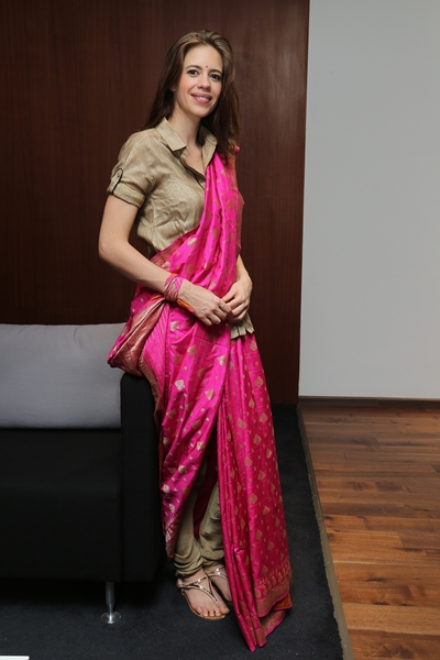 kalki-koechlin-in-benaras-saree