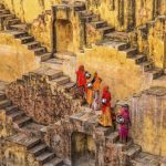 ladies-at-india-step-well