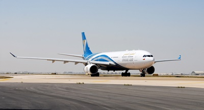 oman-air-a330-on-runway