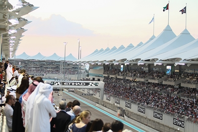 Formula 1 Etihad Airways Abu Dhabi Grand Prix