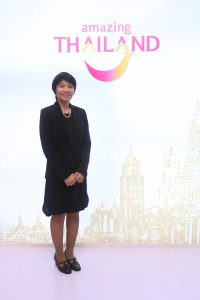Soraya Homchuen, director, Tourism Authority of Thailand - Mumbai office