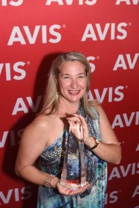 2016 Avis Scholarship winner Barbara Baron, Sylvania Travel & Cruise (NSW).