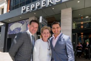Peppers Kings Square Hotel Perth grand opening