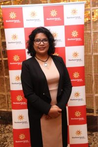 Ms. Ritu Sharma, Deputy Director, Switzerland Tourism India