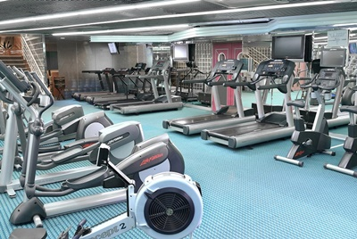 4. Fitness Centre